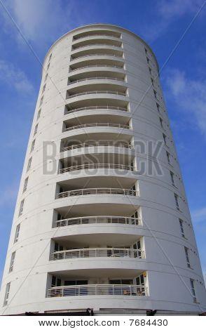 Modern tower living