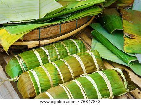 Banh Tet, Vietnamese Food