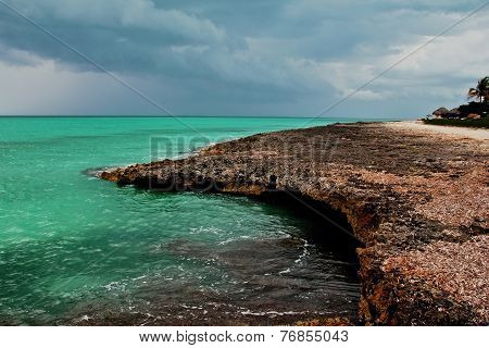 Tropical  place  Cuba Varadero
