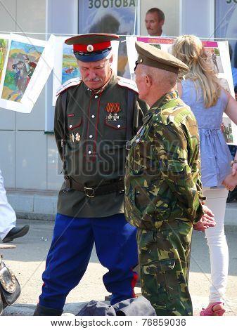 Minusinsk Cossacks