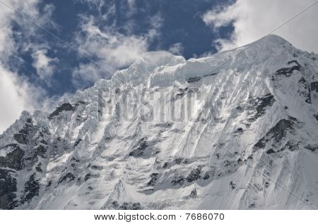 Snowcapped Peak