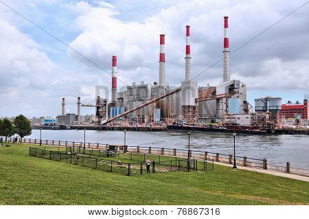 New York Power Plant