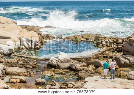 Man Made Tidal Pool