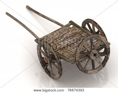 Old Wagon Cart