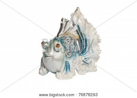 Ceramic Figurine Fish