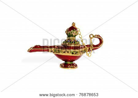 Magic Ceramic Lamp Of Aladdin