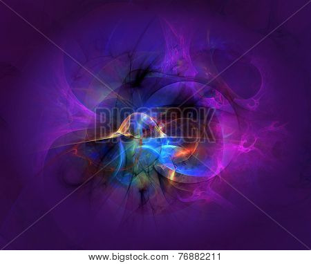 modern abstract background design with space for your text suitable for spiritualscience