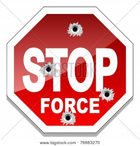 Stop force