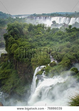 Iguazu Falls Long View