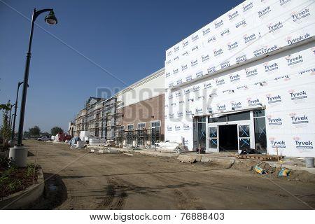 New Contruction, Exterior Walls