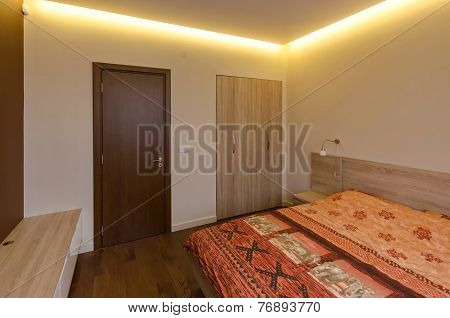 Bedroom in fresh renovated apartment in Sofia