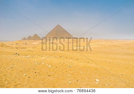 The Small Pyramids