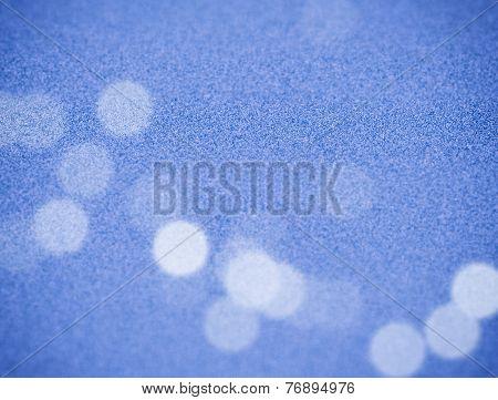 Blue Blurred Tilt-shift Product Background