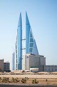 stock photo of bahrain  - Manama Bahrain  - JPG