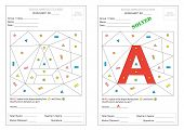 picture of montessori school  - Editable Montessori Worksheet - JPG