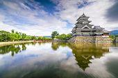 picture of shogun  - Matsumoto Castle in Matsumoto - JPG