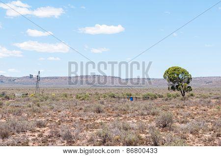 Typical Arid Karoo Landscape