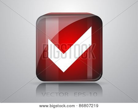 icon of check box