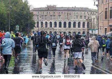 Marathon in Rome