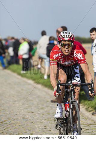 Vegard Breen- Paris Roubaix 2014