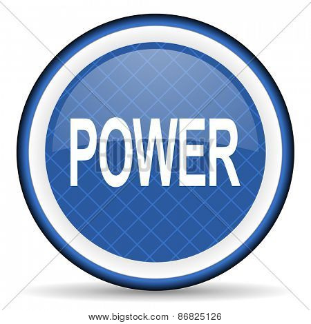 power blue icon