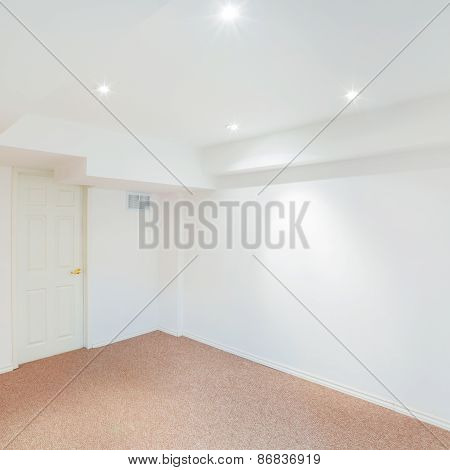 Basement Room Interior Design