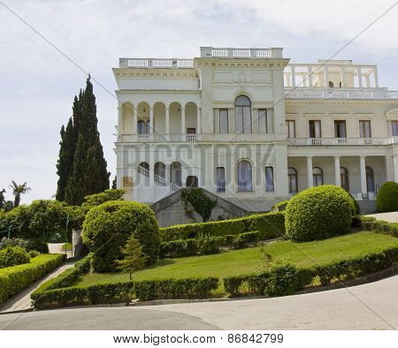 Livadiyskiy Palace, Crimea
