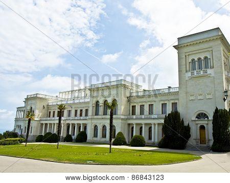 Livadiyskiy Palace, Crimea, Ukraine