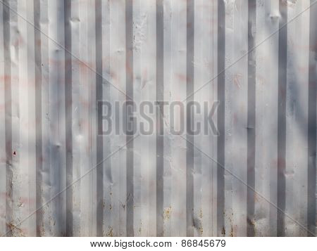 Old Metal Wall