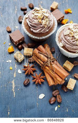 Cupcake cinnamon