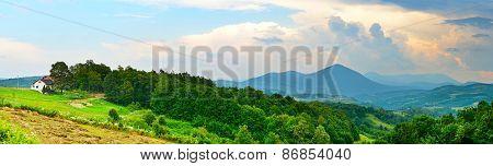 Bosnia And Herzegovina Mountains