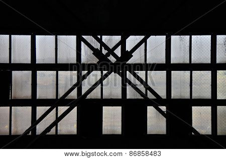 Silhouette window factory