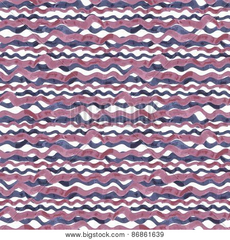 Handdrawn Seamless Ink Pen Inspired Trendy Pattern,fashionable Sophisticated Shade.
