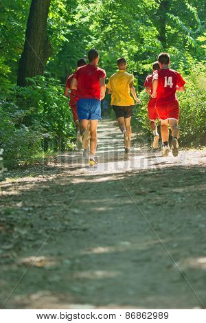 Best way to maintain fitness is running