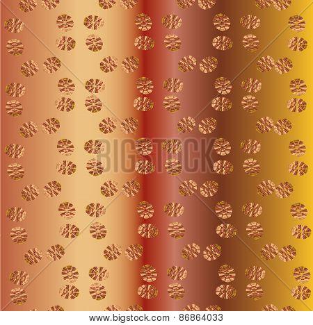 Ornament In Brown Tones