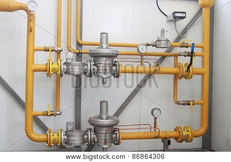 gas equipment