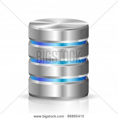 Hard disk and database