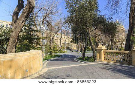 Park Philharmonic In Baku