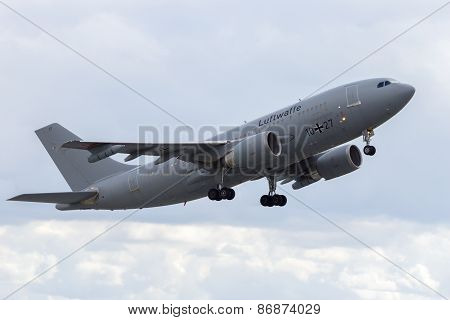 German Air Force Airbus A310-300 Mrtt