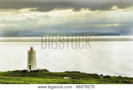Icelandic Lighthouse
