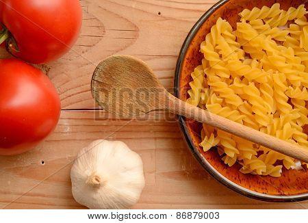 Pasta Ingredients