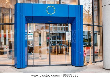 Entrance To European Union