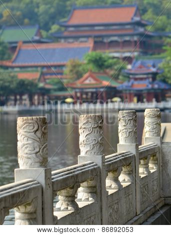 Chinese imperial garden architecture