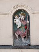 picture of figurines  - Saint Christopher  - JPG