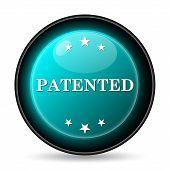image of plagiarism  - Patented icon - JPG