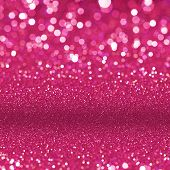stock photo of glitz  - Abstract red background - JPG