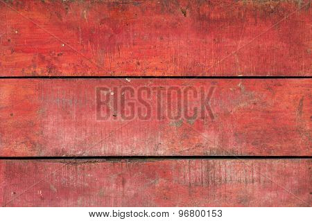Maroon color plank wood abstact textured background