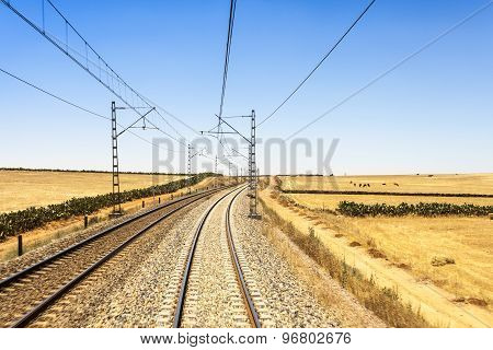 Railway in Morocco