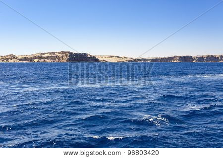 View of the Red Sea