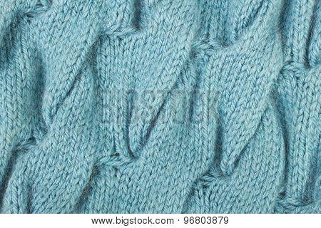 Wool tucks